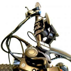 Just Ultra eBikes - Actino Component - 1