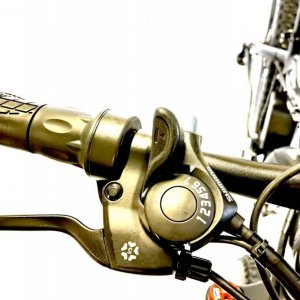 Just Ultra eBikes - Actino Component - 6